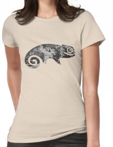 Linux SUSE Womens Fitted T-Shirt