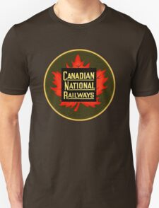 Canadian National Railways T-Shirt