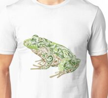 Beautiful Frog Unisex T-Shirt