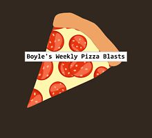 Boyle's Weekly Pizza Blasts Unisex T-Shirt