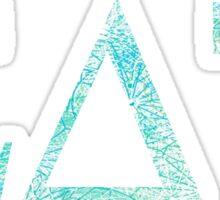Sigma Delta Tau - Beach Sticker