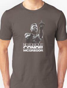 Notorious Conor McGregor T-Shirt
