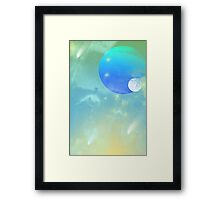 Astral Genera Framed Print