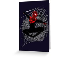 Ultimate Spider-Man IV  Greeting Card