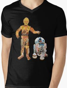 Oh dear! Mens V-Neck T-Shirt