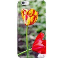Tulip time 2 iPhone Case/Skin