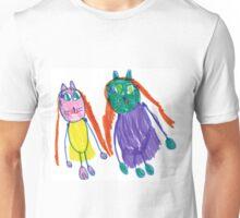 Cat Sisters Unisex T-Shirt