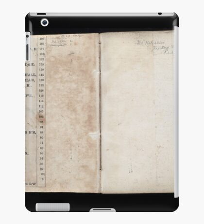 Civil War Maps 2145 Maps of Virginia iPad Case/Skin