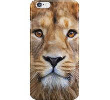 Realistic Lion iPhone Case/Skin