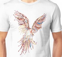 Colorful Parrot Unisex T-Shirt