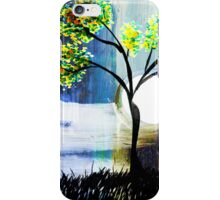 Remixed tree 5 a iPhone Case/Skin