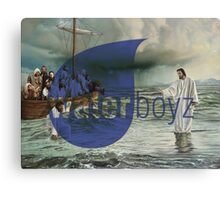 Water Boyz Canvas Print