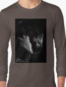 Melbourne Zoo - Gibbon Long Sleeve T-Shirt