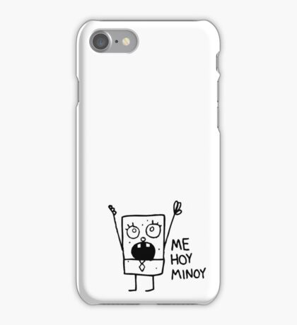 Spongebob: Doodlebob iPhone Case/Skin