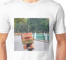 Scooter Cardboard Box Load Hanoi Unisex T-Shirt