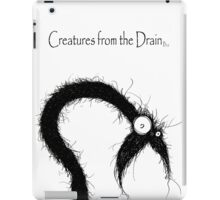 big creatures from the drain 5 iPad Case/Skin
