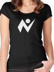 Galactic Patrol Logo Women's Fitted Scoop T-Shirt