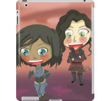 Run Korrasami Run iPad Case/Skin