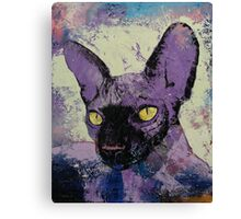 Sphynx Painting Canvas Print