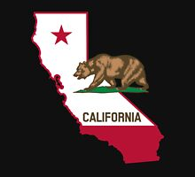 the state of california Unisex T-Shirt