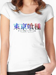 tokyo ghoul 26 Women's Fitted Scoop T-Shirt