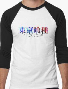 tokyo ghoul 26 Men's Baseball ¾ T-Shirt