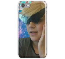 My Sword is the Sword that will Pierce the Heavens iPhone Case/Skin