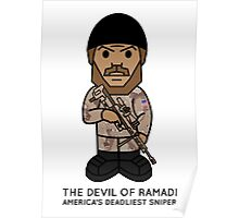 Devil of Ramadi : AMERICA'S DEADLIEST SNIPER: A TRIBUTE TO CHRIS KYLE Poster