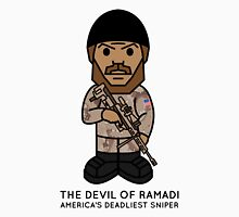 Devil of Ramadi : AMERICA'S DEADLIEST SNIPER: A TRIBUTE TO CHRIS KYLE Unisex T-Shirt