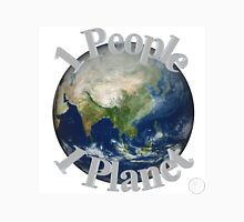 1 People 1 Planet (White) T-Shirt