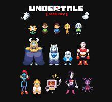 Undertale Character Color Version T-Shirt