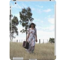 "Zoe Eve ""Country Walk"" iPad Case/Skin"