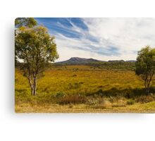 Colours of Tasmania Canvas Print