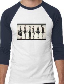tokyo ghoul 28 Men's Baseball ¾ T-Shirt