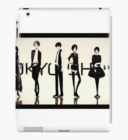 tokyo ghoul 28 iPad Case/Skin