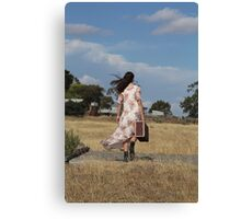 "Zoe Eve ""Nearly Home"" Canvas Print"