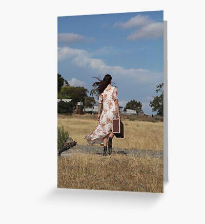 "Zoe Eve ""Nearly Home"" Greeting Card"