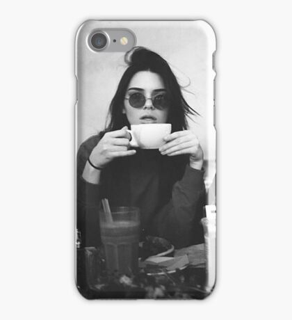 Kendall Jenner & Kylie Jenner iPhone Case/Skin
