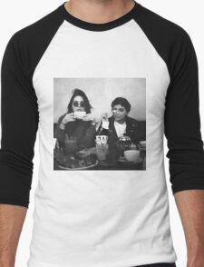 Kendall Jenner & Kylie Jenner Men's Baseball ¾ T-Shirt