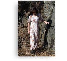 "Zoe Eve ""Rock Walk"" Canvas Print"