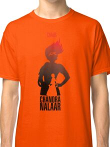 Red silhouette Classic T-Shirt