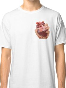Heart in Hand Classic T-Shirt