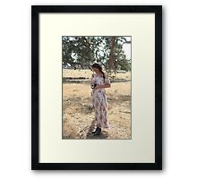 "Zoe Eve ""Picture Perfect"" Framed Print"