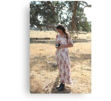 "Zoe Eve ""Picture Perfect"" Canvas Print"