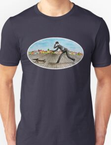 Walk with dog (2) T-Shirt