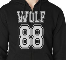 ♥♫WOLF 88-Splendiferous K-Pop EXO Clothing & Cases & Stickers & Bags & Home Decor & Stationary♪♥ Zipped Hoodie