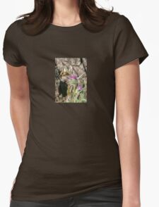Scarce Swallowtail Butterfly and Thistle T-Shirt
