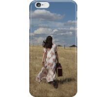 "Zoe Eve ""A long Way Home"" iPhone Case/Skin"