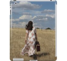 "Zoe Eve ""A long Way Home"" iPad Case/Skin"