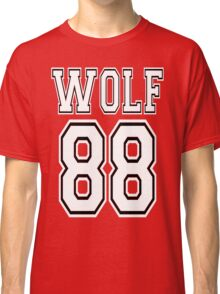 ♥♫WOLF 88-Splendiferous K-Pop EXO Clothing & Cases & Stickers & Bags & Home Decor & Stationary♪♥ Classic T-Shirt